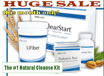 Clear Start Cleanse Kit